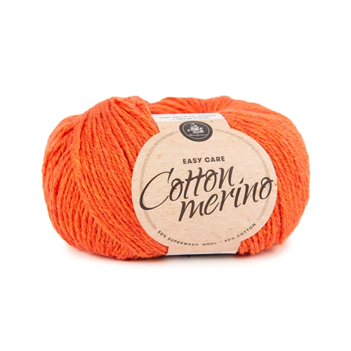 Mayflower Cotton Merino Orange