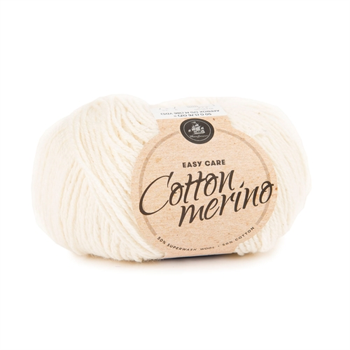 Mayflower Cotton Merino Natur