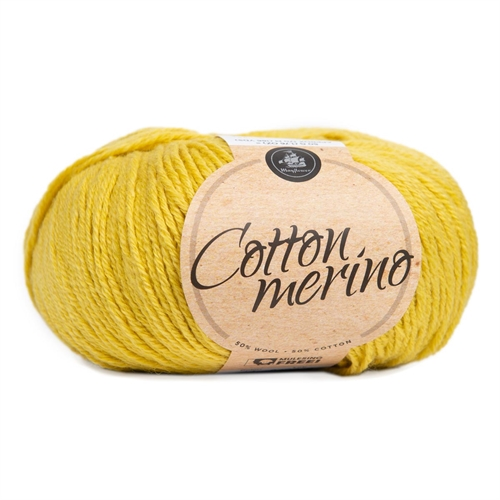 Mayflower Cotton Merino Varm Oliven