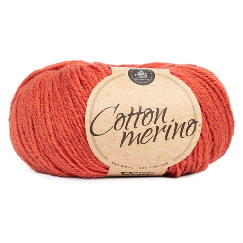 Mayflower Cotton Merino Brændt Sienna