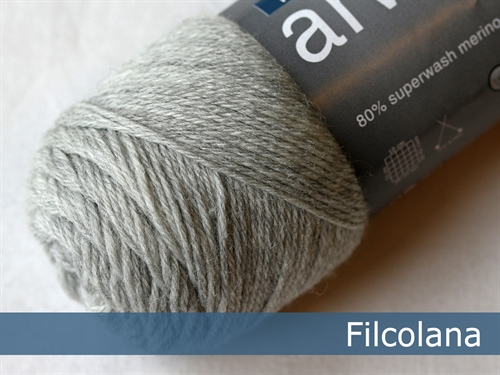 Very Light Grey (melange)