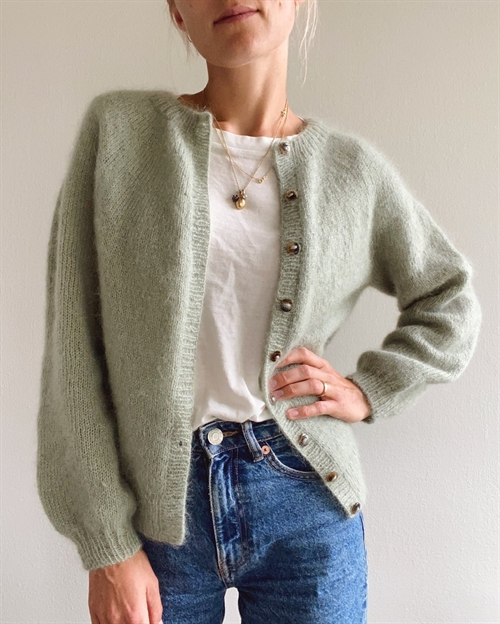 Novice Cardigan Mohair Edition